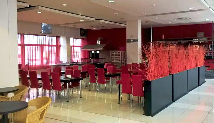 6ef46c9c7e381 Obchodné centrum - domácnosť, hobby a rešteurácie - OC IDEA
