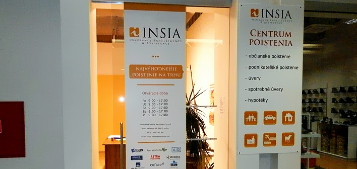 39324ea7beeca INSIA - OC IDEA Košice - OC IDEA