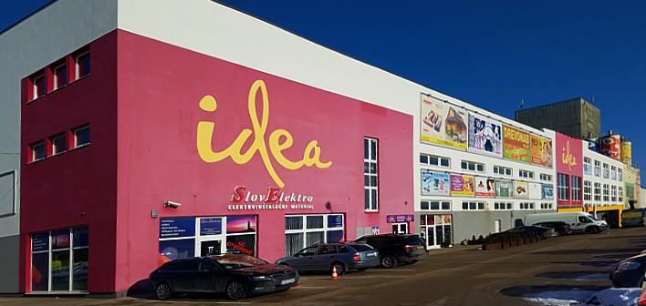 0cac158554927 Obchodné centrum Žilina - OC IDEA